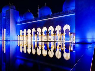 Abu Dhabi Nights - Sheikh Zayed Grand Mosque