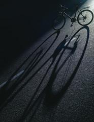 (macnarq) Tags: shadows bicycle bicycleporn buenosaires argentina lights light streetphotography streetphoto streetlife streetart silueta contrast contraluz fotodecalle blackandwhite blanckandwhitestyle vscocam vsco