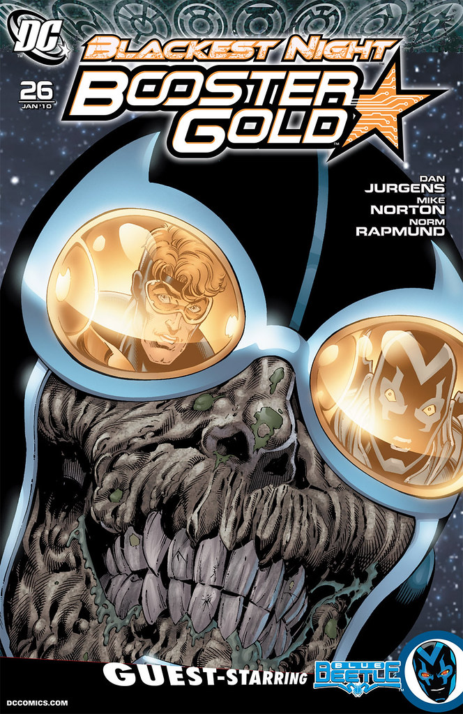 Booster Gold (2007) #26