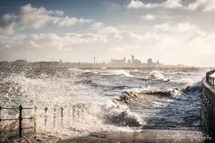 New Brighton. Jan 2017-222 (revpdwilson) Tags: cheshire newbrighton nikon28300mmvr nikond750 seaside wallasey winter wirral landscape naturallight
