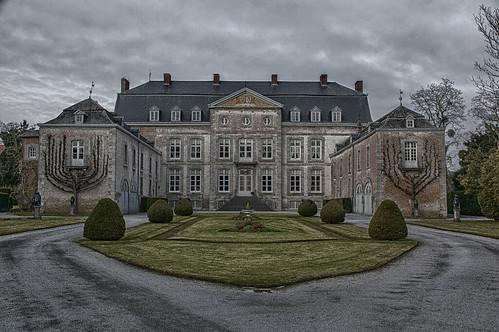 Faimes, kasteel van Waleffe