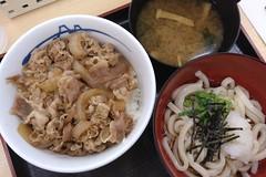 來了日本這麼多次,卻一次松屋也沒吃過。終於來試試看。 (rockyang) Tags: japan fukuoka nextbit robin