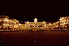 (frogghyyy) Tags: trieste triest piazza panorama piazzaunitàditalia landscape outdoor december christmas lights palace luci night notte yellow canoneos1000d canon holiday italy lucinatalizie love photo city