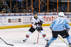 "Missouri Mavericks vs. Alaska Aces, December 17, 2016, Silverstein Eye Centers Arena, Independence, Missouri.  Photo: John Howe / Howe Creative Photography • <a style=""font-size:0.8em;"" href=""http://www.flickr.com/photos/134016632@N02/31755687365/"" target=""_blank"">View on Flickr</a>"
