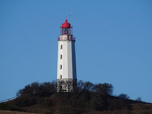 Leuchtturm Dornbusch / Hiddensee , NGIDn115579355