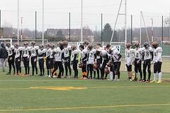 4D3A2943 (marcwalter1501) Tags: minotaure tigres strasbourg footballaméricain football sportdéquipe sport exterieur match nancy