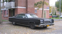Lincoln Continental Town Car 1973