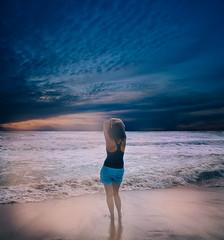 Beach Fun (Swasti Verma) Tags: mahabalipuram pondicherry beach india travel vacation