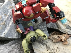 I finally got the HulkBuster. Only took me 2 years. (Carterbricks) Tags: carterwein hulkbuster