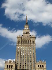 Pałac Kultury i Nauki (qatsi) Tags: warsaw poland warszawa palace architecture stalinism palaceofculture tower