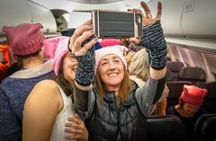 2017.01.20 Alaska Air Flight 6 in Pink LAX-DCA 00066