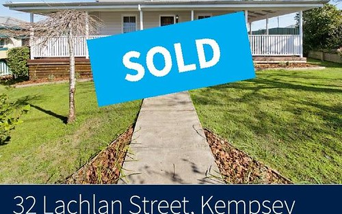 32 Lachlan Street, South Kempsey NSW