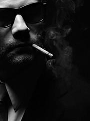 Me (Donald Palansky Photography) Tags: smoke mansmoking alienbee oi peopleportraits donaldpalansky strobist flashphotography creativeportraits creativelighting offcameraflash me selfportrait