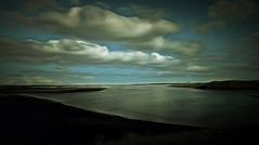 From Iceland. (Tóta. 27.12.1964.) Tags: nature clouds water landscape iceland ísland