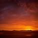 Puesta de sol sobre las islas Cíes - Cies Sunset