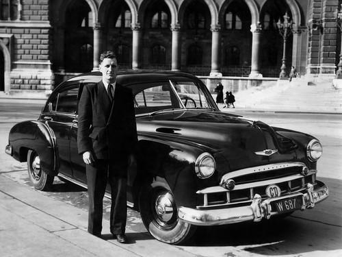 1949 Chevrolet Special Fleetline 4-door Sedan (biglinc71) Tags: chevrolet sedan special 1949 fleetline 4door