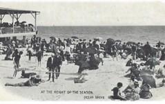 Ocean Grove (LORAC!) Tags: beach vintagepostcard oceangrovenj oceangrovebeachnj