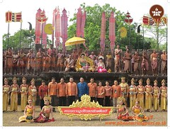 Hotels at Nangrong Hotels at Nangrong Buriram Thailand,  เชิญชมขบวนแห่ เทพพาหนะทั้ง 10