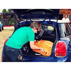 Its time to choose your #PackYourMINI #PhotoChallenge champion! Just follow the link in our profile to vote for which photo most exemplifies MINI adventure preparedness. - photo from miniusa (orlandomini) Tags: from our usa for photo orlando time florida