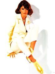 """Vogue Italia """"Navy and Blue"""" Sett 1992 (barbiescanner) Tags: 1992 1990s 90s supermodels vogueitalia 90sfashion helenachristensen walterchin"""