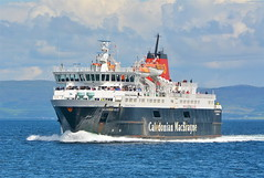 MV CALEDONIAN ISLES, Approaching brodick (Time Out Images) Tags: ferry scotland clyde united north kingdom calmac isles mv firth caledonian ayrshire of