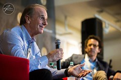 """Richard Ferrari, renowned venture capitalist and startup guru, hits a home run with his keynote. His message to startups: """"Have clear goals and be accountable. Be objective and focused. Build a team of sharpshooters. Don't worry about your weaknesses. Ins"""
