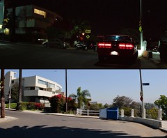 Nightcrawler (On Location in Los Angeles) Tags: losangeles location hollywood filming jakegyllenhaal studiocity northhollywood tarzana bil