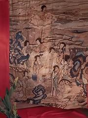 #3048 tapestry () (Nemo's great uncle) Tags: summer festival kyoto  float gionmatsuri  yamabushiyama