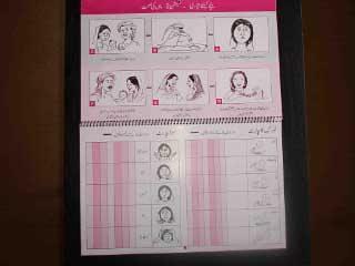 0058-03 THP Materials (Training Manual, Training Video & Health Calendar) 2