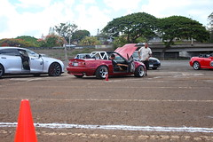 IMG_9669 (aaron_boost) Tags: work hawaii oahu honolulu autocross miata jdm autox mx5 scca alohastadium eunos trackdays workwheels trackdog garagevary workequip autokonexion aaronboost sccahawaii aaronboostgarage aaronboostphotography