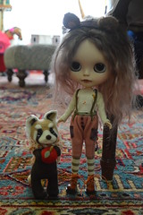 my little bear (nyssalily95) Tags: doll blythe zaloa mformonkey