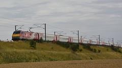 91132 (panmanstan) Tags: electric train yorkshire railway loco virgin locomotive ecml class91 permanentway hensall