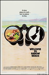 Welcome to Arrow Beach (1974/Warner Brothers) 1 sheet (KlaatuCarpenter) Tags: movieposter eastmancolor laurenceharvey stuartwhitman joannapettet johnireland megfoster geraldperryfinnerman altovisedavis glorialeroy davidmacklin jessevint roberttanenbaum tonycamillo dodieheath wallacecbennett jackgrossjr jackcushingham stevennorth