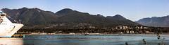 North Vancouver Mountains (A.G. Buron Photography) Tags: panorama stitched coralprincess stitchedtogetherinphotoshop armandburon