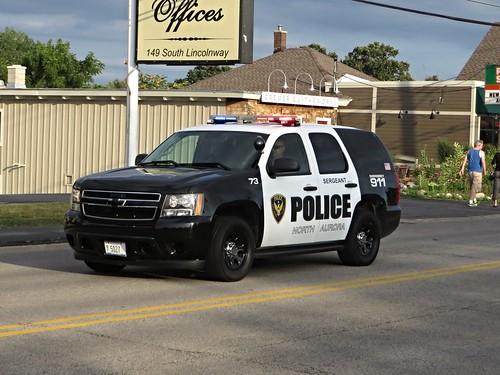 IL - North Aurora Police Department