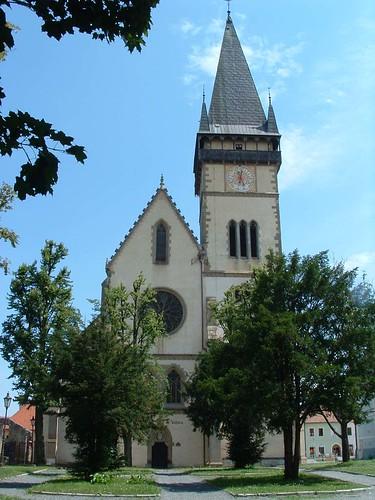 Bártfa, Szent Egyed-templom(1)
