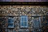 three windows (jtr27) Tags: dsc08894e jtr27 sony alpha nex6 nex emount mirrorless sigma 1770mm f2845 dcmacro amount laea2 adapter barn minot maine newengland rustic weathered wood window threewindows barnwindows