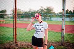 "(Isai Alvarado) Tags: vanesa model woman glasses lips smile portrait stock sunlight light soft street urban cute sun hair short legs field lovely sexy hot bokeh dof focus blur cine cinema cinematic film movie 50mm ""50mm f14 g"" nikon d800 isai alvarado ""isai fotografia"""