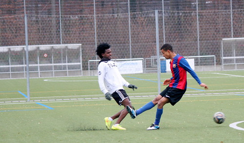 FC Blackstar vs. FC Freiburg alias FC Young Boys