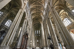 San Eustaquio 4 (CarlosJ.R) Tags: sainteustache saneustaquio paris pars france francia iglesia gtico