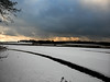 Roggenburger Weiher Winter 1 (noa1146) Tags: roggenburgerweiher winter schnee weiher wasser tz101 panasonic dämmerung schwaben