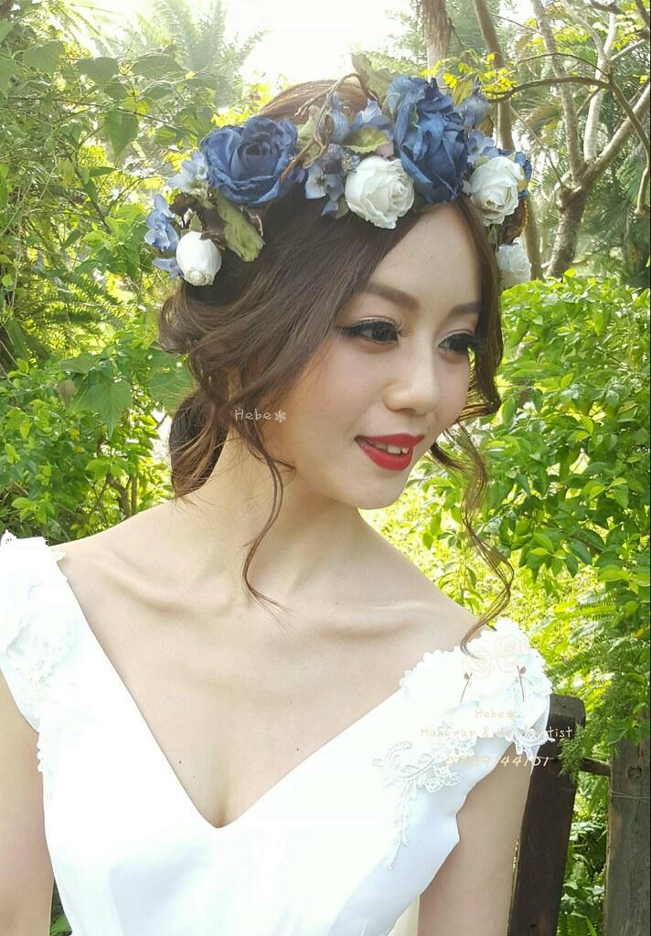 自助婚紗,婚紗攝影,新娘秘書Hebe,韓風婚紗,整體造型,韓風髮型,新秘台北,韓風髮妝,造型師HEBE