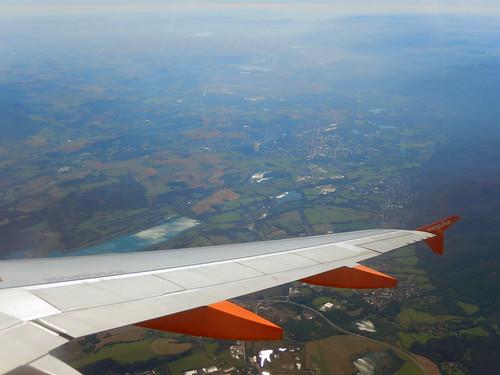 Flying over Czechia, 2016 Aug 26 -- photo 1
