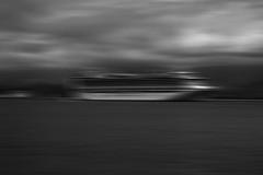 The phantom of Titanic (François Tomasi) Tags: tableaunumérique blackandwhite bateau boat mer sea tomasi françois françoistomasi nikon reflex photographie phantom ghost titanic google yahoo flickr france europe lights light lumières lumière pointdevue pointofview pov composition photoshop photography numérique white black blanc noir blanco negro janvier 2017 art artistique nuages nuage clouds cloud