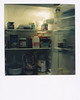 The details of everyday life (Katharina.m.M) Tags: everyday banal lonely alone thoughtful food kitchen home family god detail bible christian reflective faithful fridge table mediumformat film colourfilm chemicalprinting traditional square