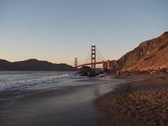 San Francisco 2016 (hunbille) Tags: san francisco sanfrancisco usa california america gate bridge golden goldengatebridge marshall marshallbeach beach