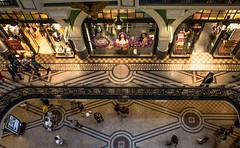 IMG_20161222_083909_280 (annh49) Tags: architecture qvb queenvictoriabuilding sydney symmetry shopping