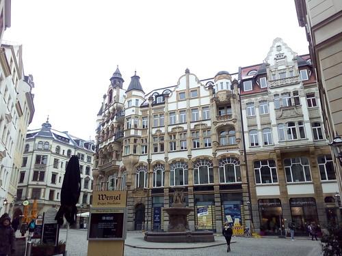 Arquitetura de Leipzig