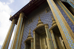 Unreal Is Here (Swebbatron) Tags: thailand bangkok temple grandpalace royal city asia southeastasia travel 2015 lifeofswebb radlab canon 1100d gettotallyrad theroyalpantheon prasatphrathepbidon