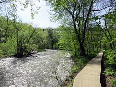 Minnehaha Creek (vapspwi) Tags: minneapolis minnesota minnehaha park creek boardwalk
